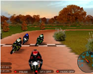 3D Motorcycle racing j�t�k