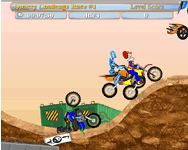 Online Moto rush 2 flash j�t�k