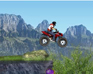 Mountain ATV motoros j�t�kok