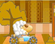 On-line Sheep racer j�t�k
