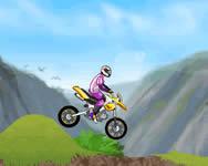Ingyen játék - Uphill rush online